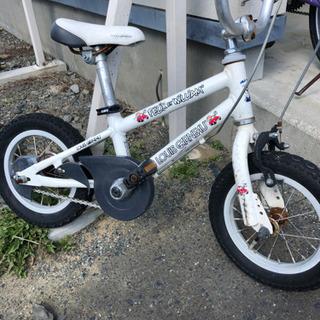 〔値下げ〕ルイガノ 子供用自転車