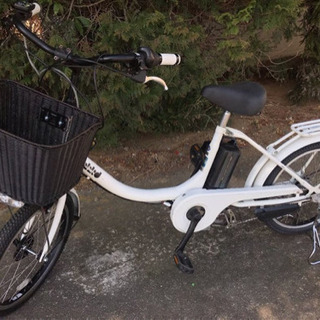 F00N電動自転車E86H🍀ブリジストンビッケ🍀3人乗り対応🍀2...