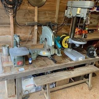 木工教室(木工舎)でもの作りしませんか?(親子大歓迎!)