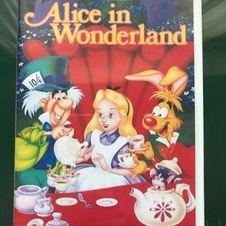 VHS ふしぎの国のアリス