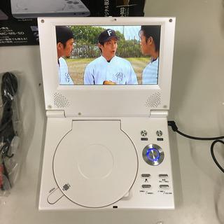 CRPM対応液晶モニター付きポータブルDVDプレーヤー TMY ...