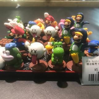 【店舗同時販売中】スーパーマリオ チョコエッグ フィギュア 現状...
