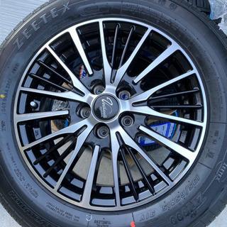 新品サマータイヤ・新品ホイール付き 4本セット 195/65R15