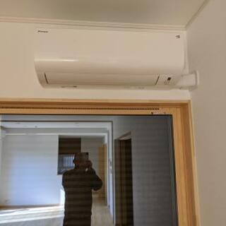 コロナ対策店舗!ネットで購入されたエアコン、中古のエアコン格安で...