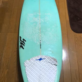 yuサーフボード