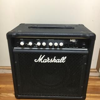 Marshall MB15B ベースアンプ