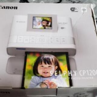 Canon SELPHY CP1200