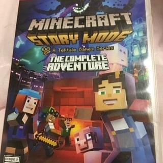 Minecraft ストーリーモード