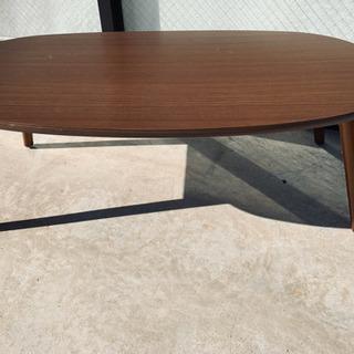 折り畳みミニテーブル & マガジンラック 無料で差し上げます!