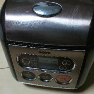 SANYO 炊飯器 3号炊き