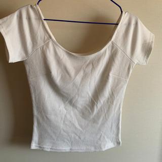 リップサービス★Tシャツ★白★