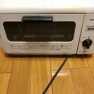 サンヨー トースター 860W