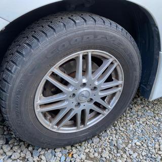 グッドイヤー タイヤ 16インチ アルミ スタッドレス