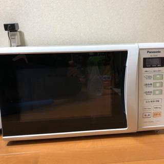 【西日本専用】パナソニック製電子レンジ NE-TH224 2012年製