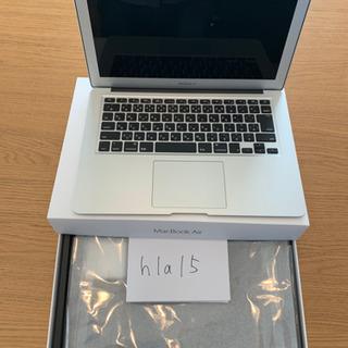 最終値下げ 2017 MacBook Air 【充電76回、美品】