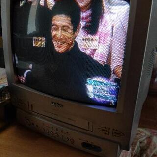 SANYOブラウン管テレビ14インチ