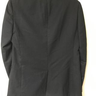 新規受付終了 メンズスーツ ブラック Sサイズ