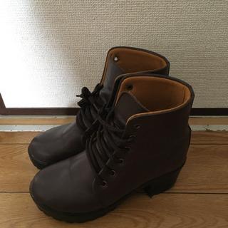 【取引者決定】ブーツ