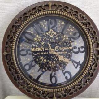 Disney♥ディズニー 掛け時計 ミッキー♥