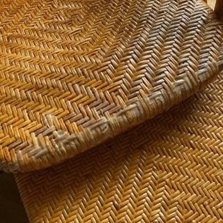 籐製アームチェア − 宮城県