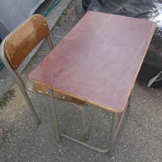 小中学校の机+椅子 2号(159~172cm) ネスコ 日本金属...