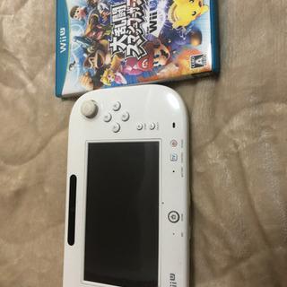 Wii U パッド 大乱闘スマッシュブラザーズセット