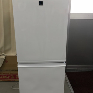 冷蔵庫 2015年製 シャープSHARP 137L