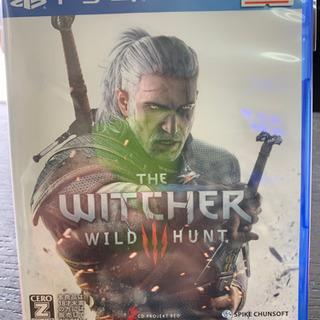 ウィッチャー3 ワイルドハント - PS4 中古