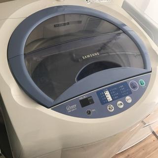 サムスン SAMUSUNG SW-45C1S 4.5kg 全自動洗濯機  408の画像