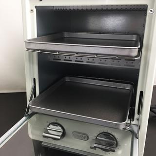 中古美品☆Toffy 縦型オーブントースター K-TS1 - 福岡市