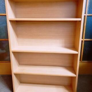 本棚 薄型 単行本