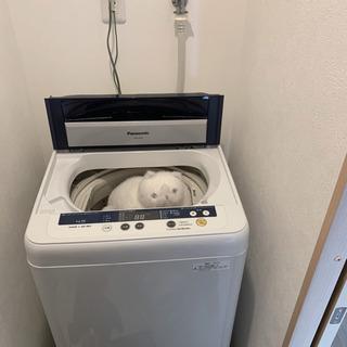 急募 Panasonic 洗濯機4.5kg