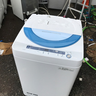 SHARP 5.5キロ 洗濯機