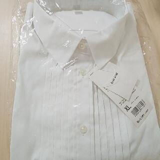 白 シャツ 2枚