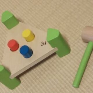 木のおもちゃ ハペ