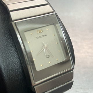 中古 PER VALENTINO ペレバレンチノ 腕時計