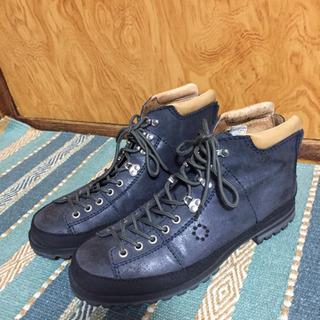 HYDRO TECH の革のショートブーツ 24.5cm