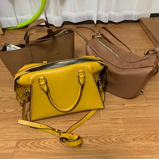新品のバッグ3個セット♪
