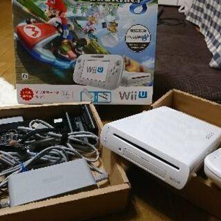 WiiU 本体 マリオカート8セット 32GB