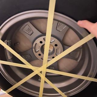スタッドレスタイヤ ホイル付き ブリザック 新品 − 千葉県