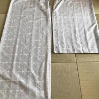 ニトリ 遮光・遮熱カーテン アイボリー 2枚組×2セット …