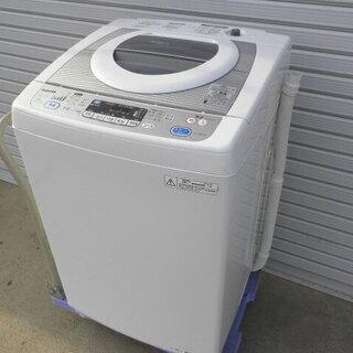 東芝 全自動洗濯機 7kg ピュアホワイト AW-70DG 20...