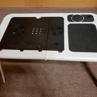 未使用 E-Table パソコンデスク 折り畳み