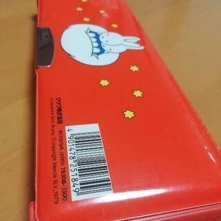 【終了】Miffy ミッフィー筆箱 日本製 新品未使用 800→400円 − 京都府
