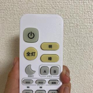 ニトリ 六畳用LEDシーリングライト - 家具