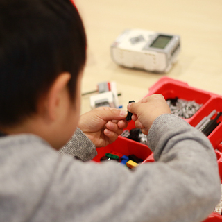 3/28(日)PM2:00~/小学3年生~小学6年生ロボットプロ...
