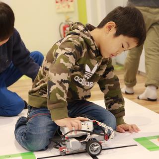 4/5(日)AM11:30~/この春年長~小学2年生ロボットプロ...