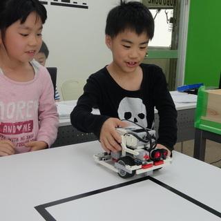 4/4(土)AM11:30~/この春年長~小学2年生ロボットプロ...