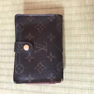 ルイビトン がま口財布 ジャンク品