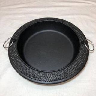 すき焼き鍋 鉄鍋(二コー)新品未使用